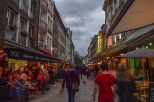 Wohnen in der Düsseldorfer Innenstadt für Jung und Alt