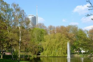Grupark Essen, RWE-Tower