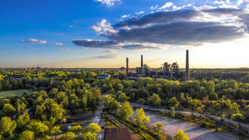 Wohnen zwischen Industriekultur und Naturpark in Duisburg