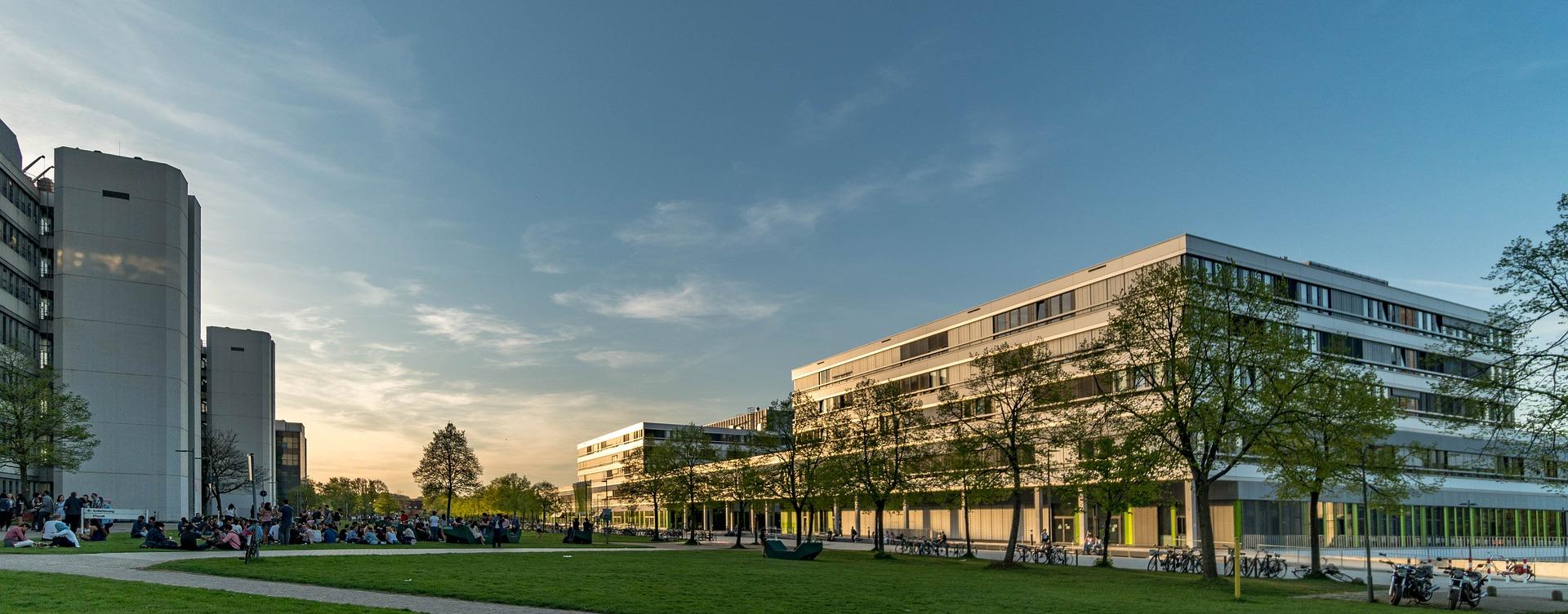 Sozialwohnungen in Bielefeld an der Uni