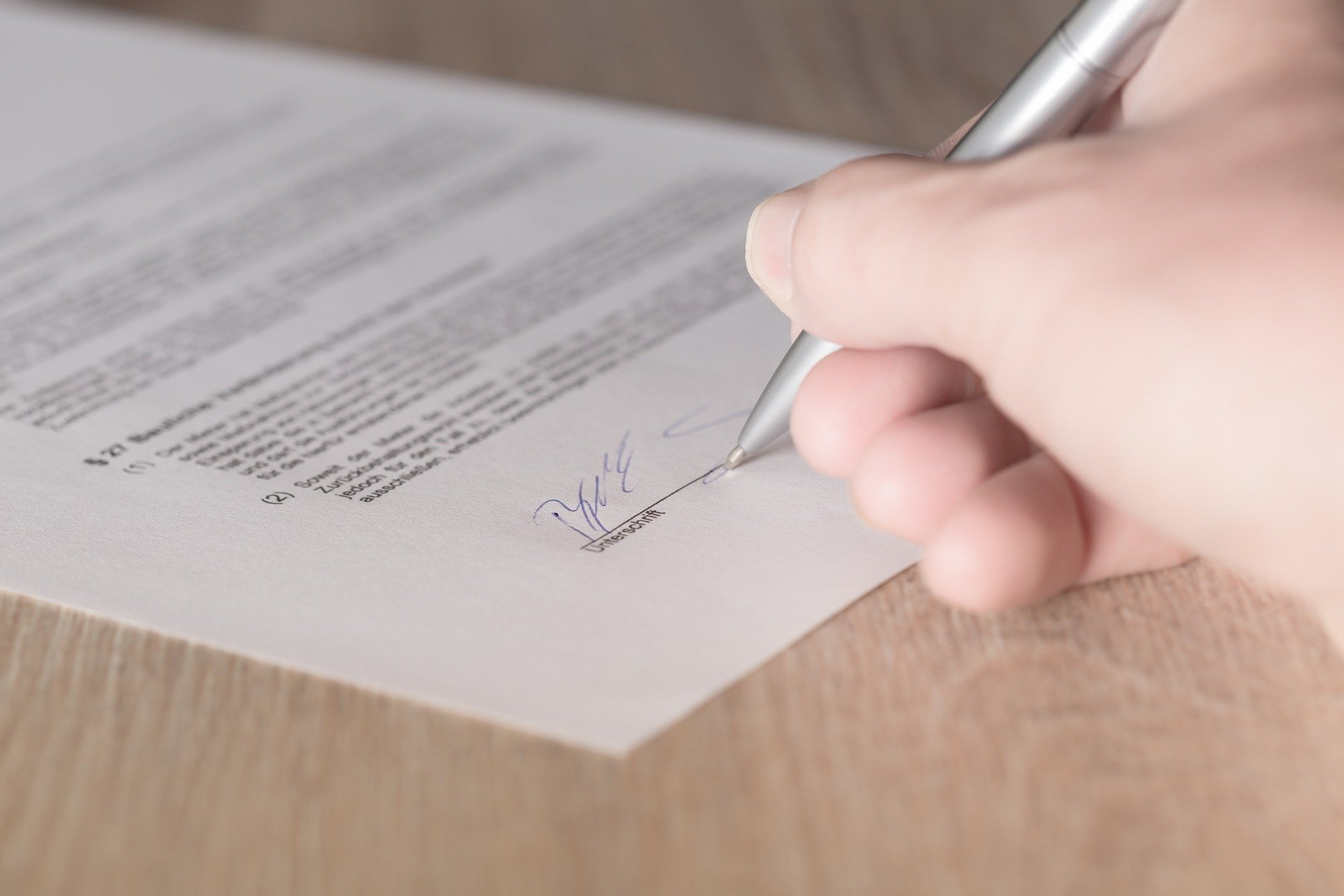 Muster & Vorlagen - Kündigung Mietvertrag