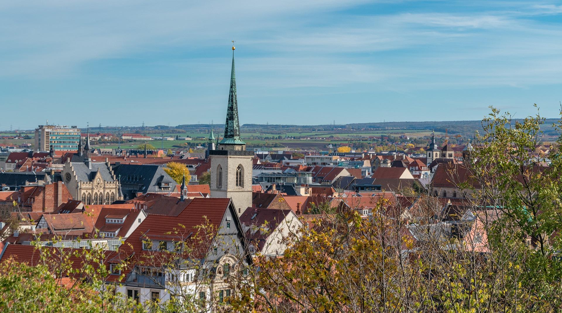 Wohnungen mit WBS in Erfurt