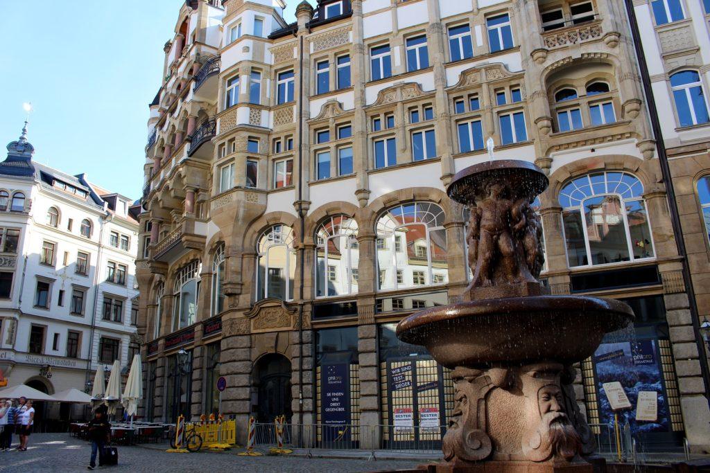 Günstige Wohnungen mit einem Wohnberechtigungsschein gibt es auch im Zentrum von Leipzig