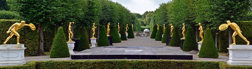 Günstige Wohnungen in Hannover gibt es auch unweit der Herrenhäuser Gärten