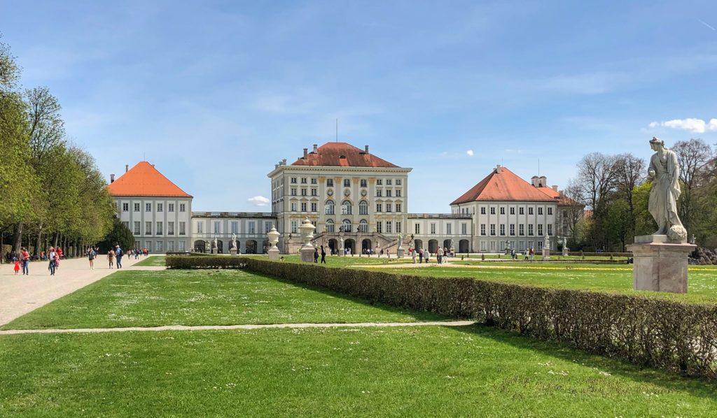 Wohnungen mit WBS gibt es auch im begehrten Stadtteil Nymphenburg