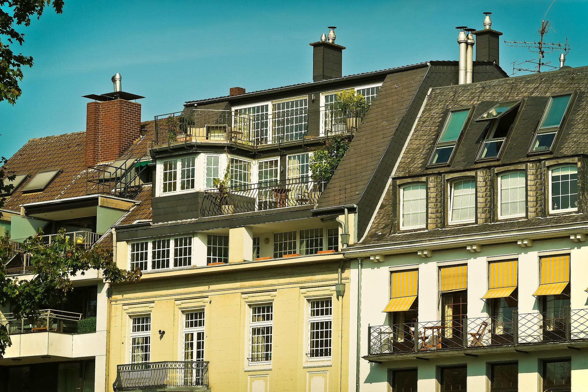 Wohnungsbörse mit günstigen Mietwohnungen und Wohnungen mit einem WBS Schein