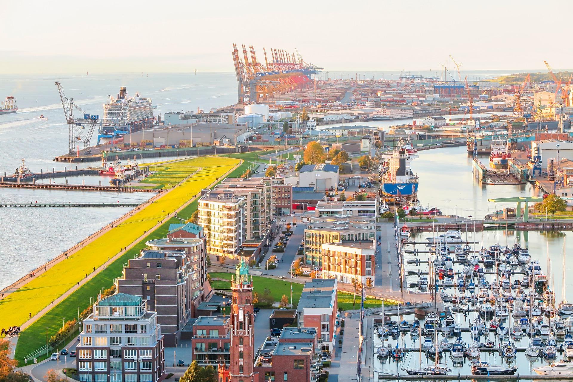 Wohnungen mit dem Wohnberechtigungsschein kann man auch in Bremerhaven mieten