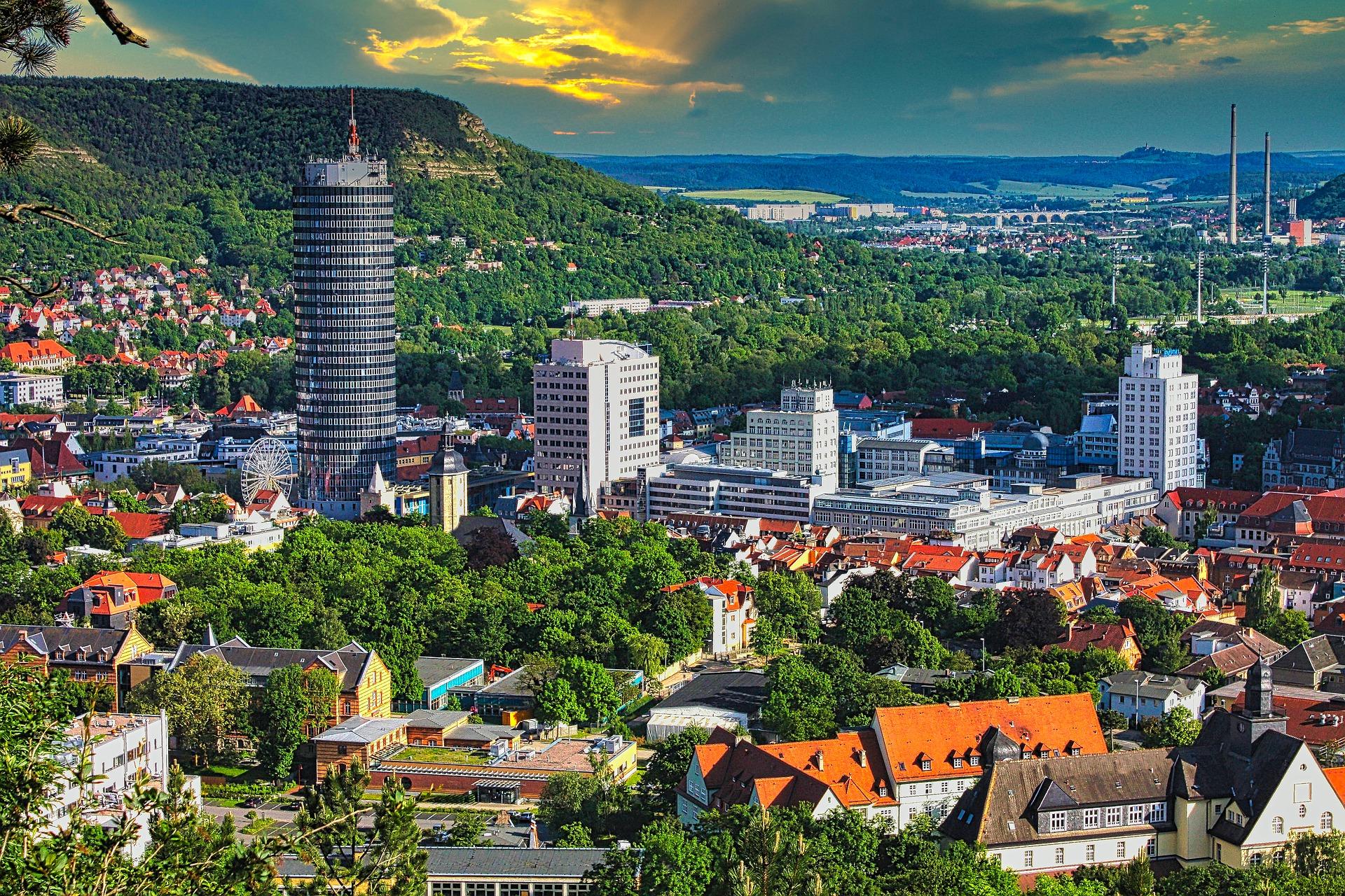 Jetzt Vermieter von WBS Wohnungen in Jena kontaktieren - Wohnungsbörse WBS-Wohnung.de