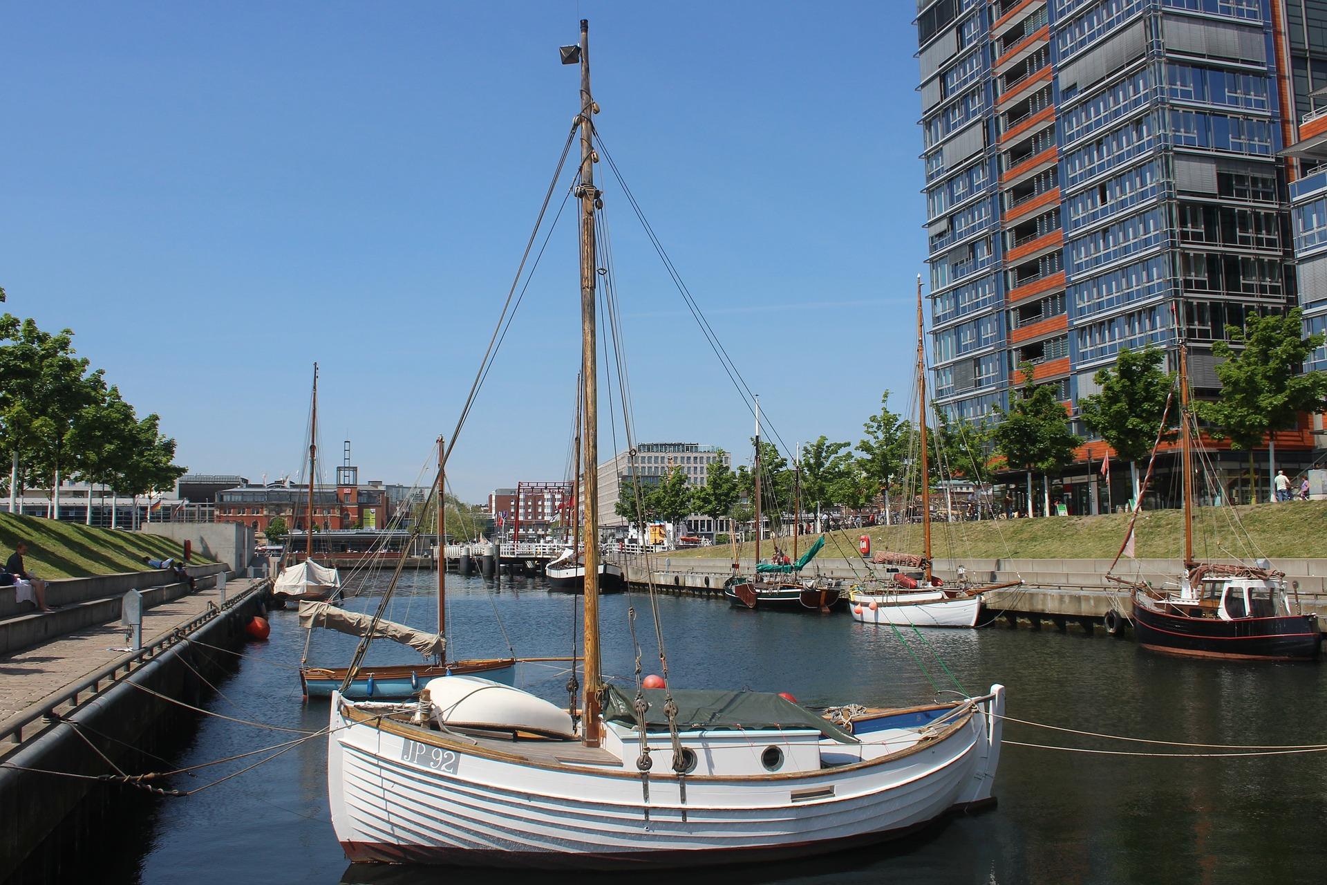 Geförderte Wohnungen in Kiel mit WBS Schein