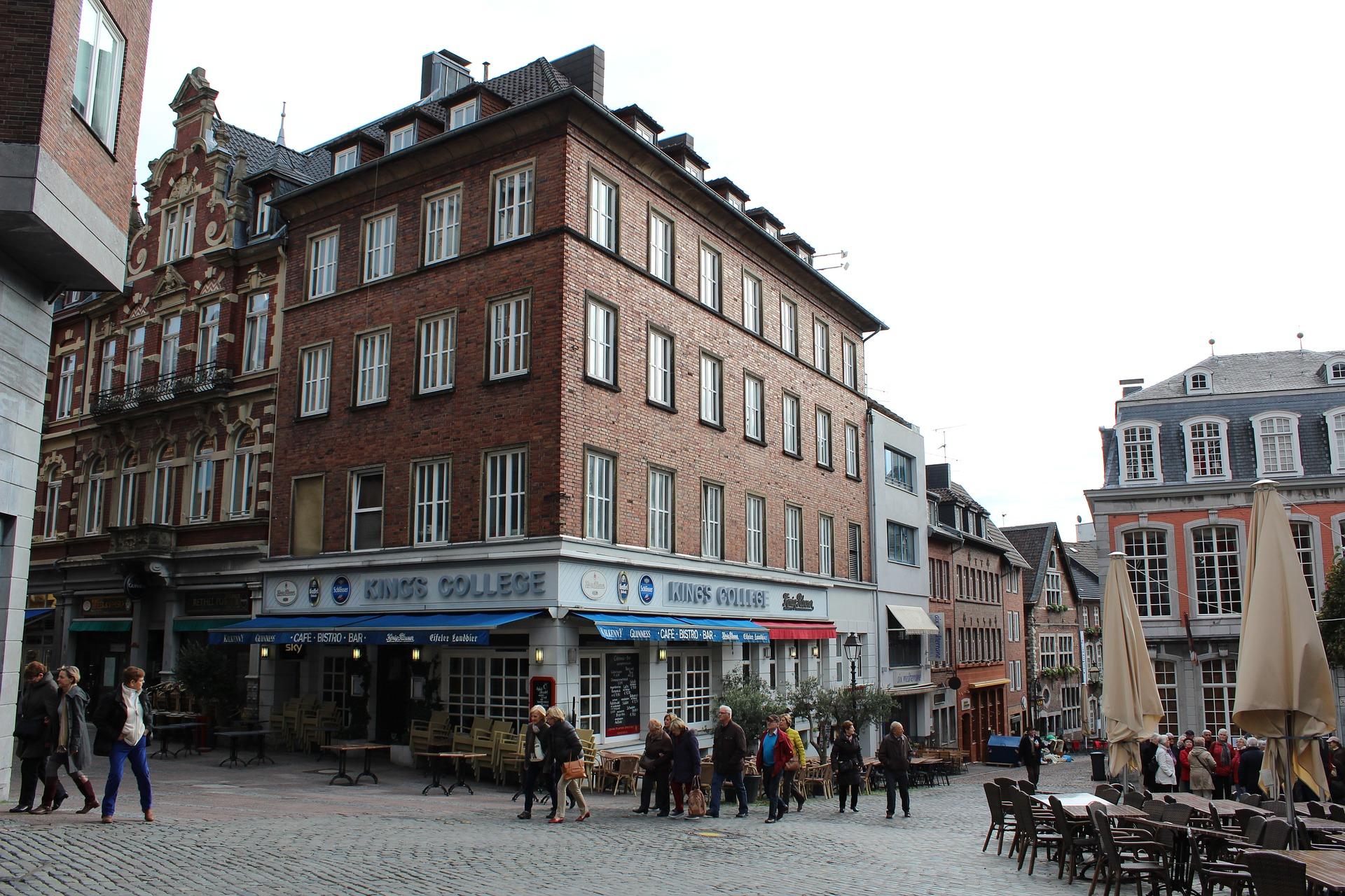 Sozialwohnungen in Aachen kann man mit dem WBS Schein mieten